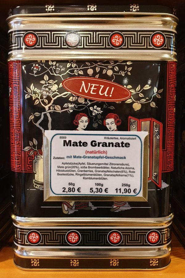 Mate Granate  Naturlich