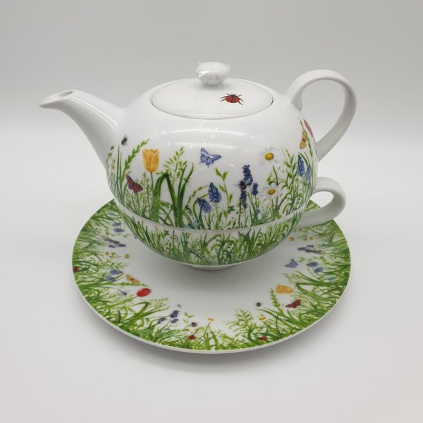 Tea for one set - Sommergarten CUP+MUG